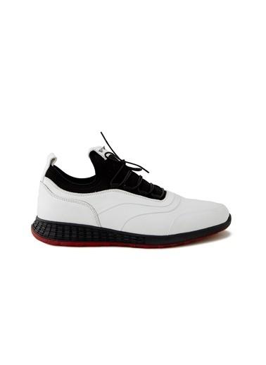 Mocassini Sneakers Beyaz